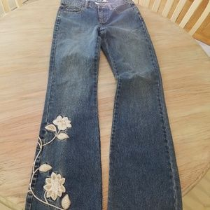 Women's size 2 White House Black Market jeans NEW